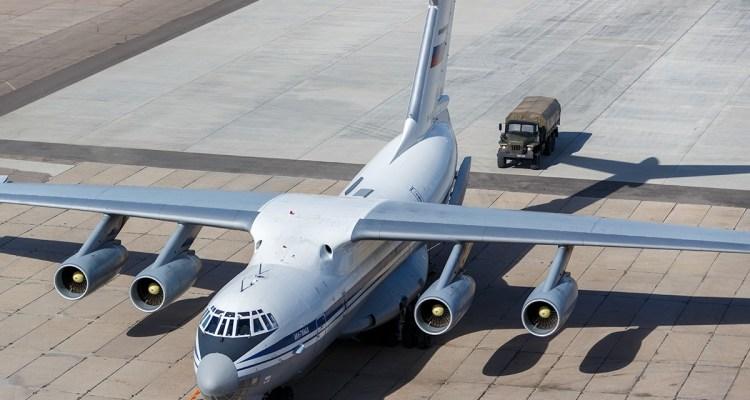 IL-76 Aeronautica Militare Russa