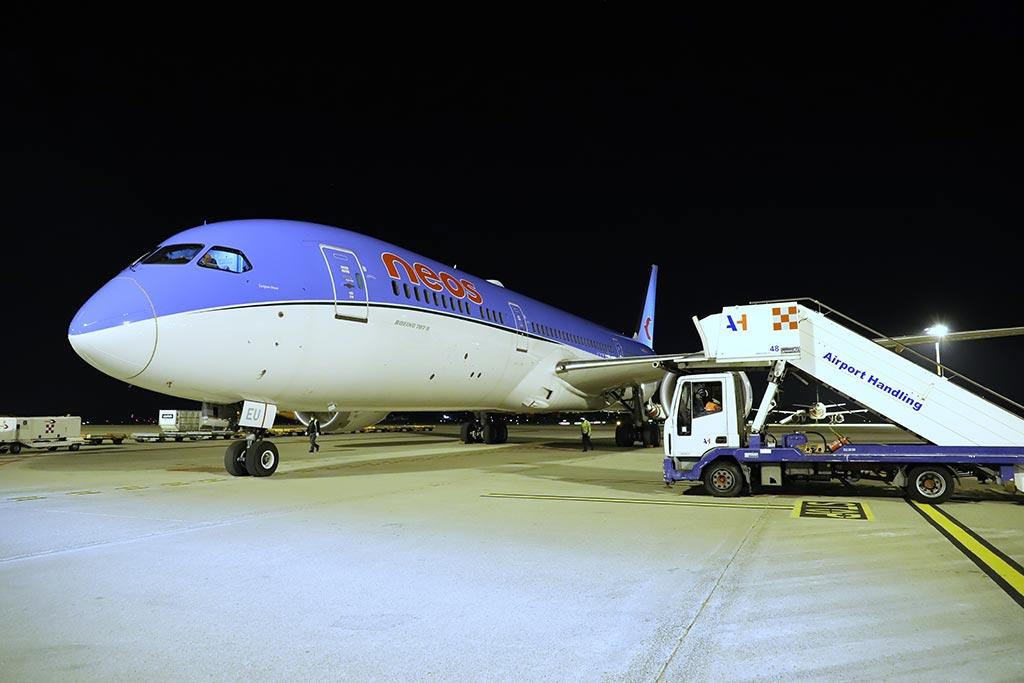Compagnia aerea Neos