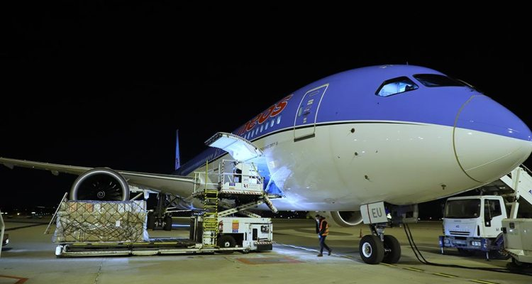 B787 Dremaliner compagnia aerea Neos