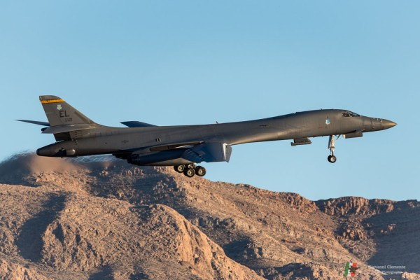 Red Flag 2020 - 1 Nellis AFB, Nevada