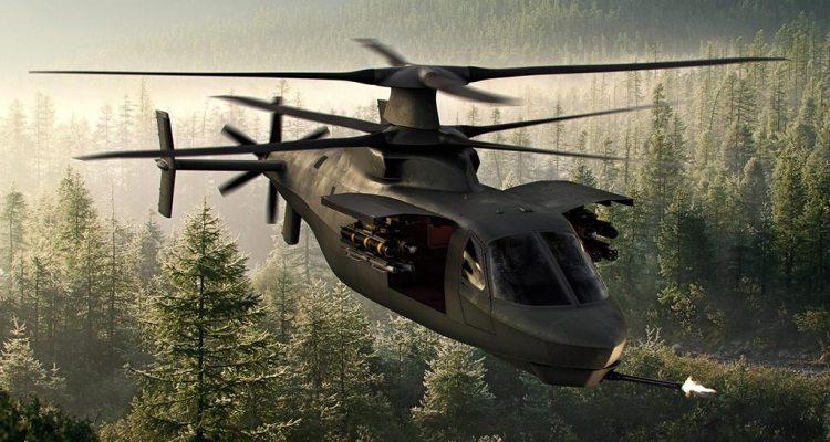 Sikorsky RaiderX FARA US Army