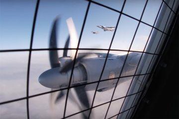 velivoli nato intercettano aerei russi