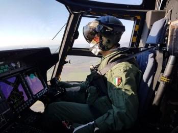 5. Personale di volo durante l'attività di trasporto materiale sanitario