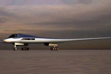 bombardiere russo PAK-DA