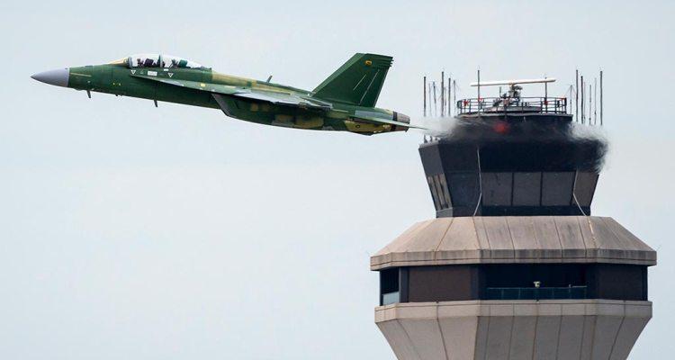 Boeing F/A-18F Super Hornet Block III