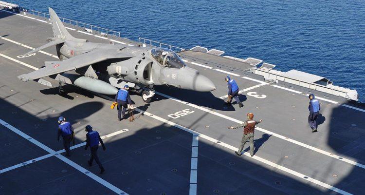 AV-8B Harrier II+ Marina Militare