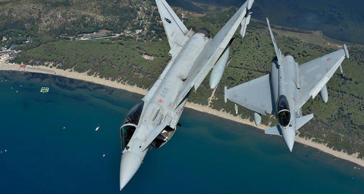 Eurofighter ix gruppo volo