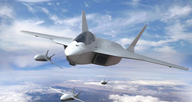 NGWS Future Combat Aircraft System