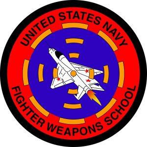 US Navy Topgun badge