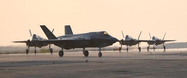 USAF F-35A Hill AFB