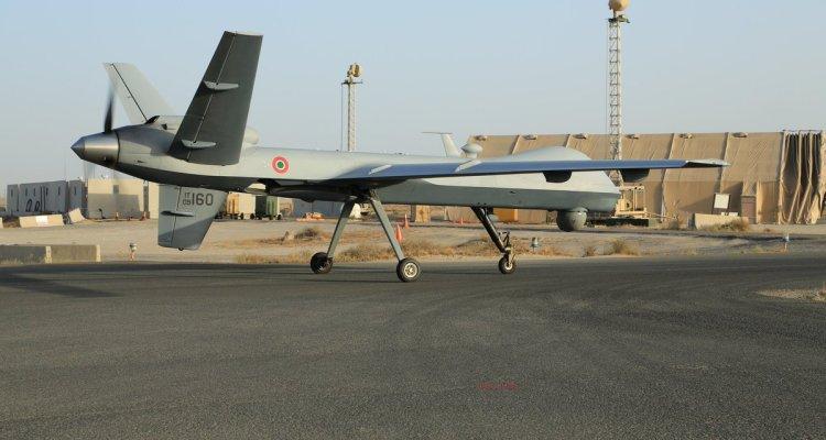 Predator aeronautica militare in kuwait
