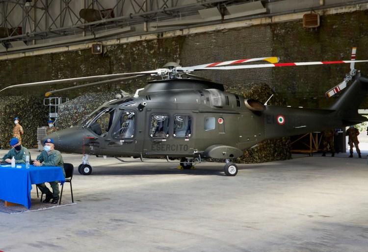 AW169 Aviazione Esercito Italiano