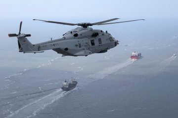 NH90 Sea Lion Marineflieger