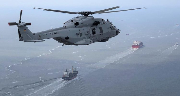 NH90 Sea Lion Marineflieger