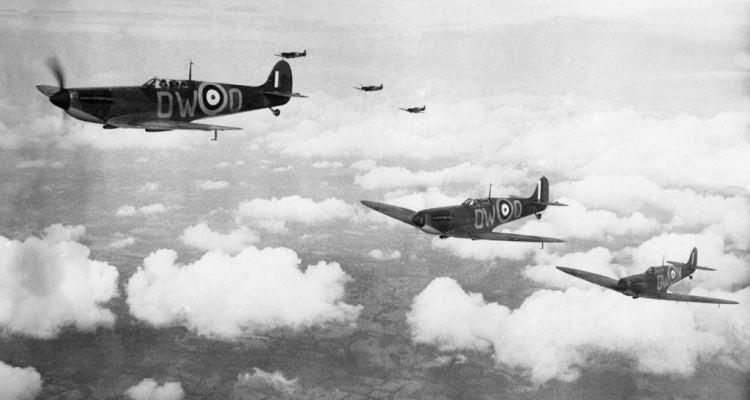 Royal Air Force Spitfire - Battaglia d'Inghilterra