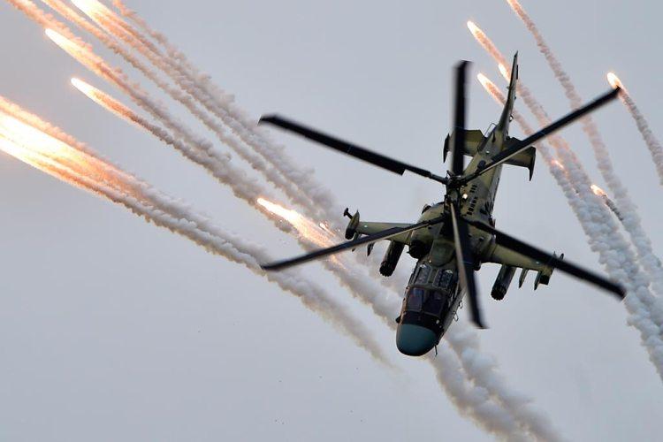 Kamov KA-52M Alligator