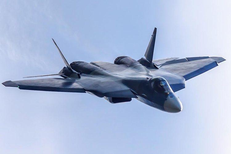 Sukhoi SU-57 Felon UAC Corporation