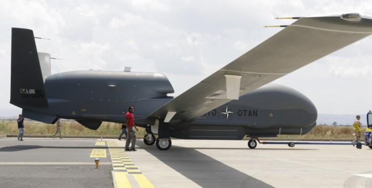 terzo RQ-4D Phoenix NATO AGS