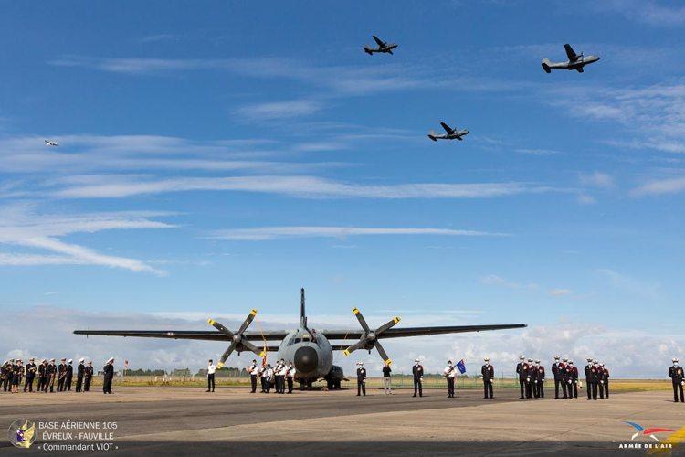 C-160 Transall anjou
