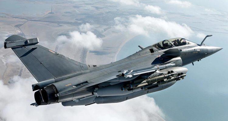 Dassault Rafale per la Grecia