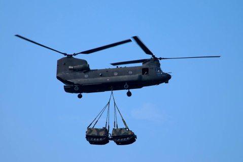 CH-47F Esercito Italiano