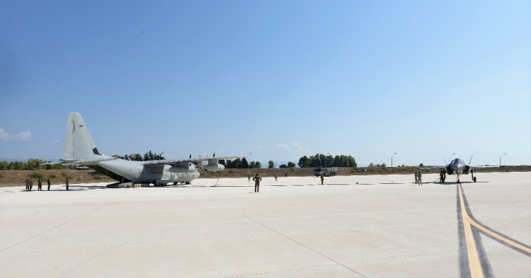 ALARP hot refuelling su F-35B