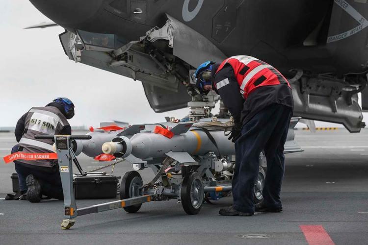F-35B Royal Navy inglese