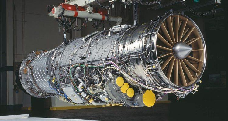 Motore Pratt & Whitney F135