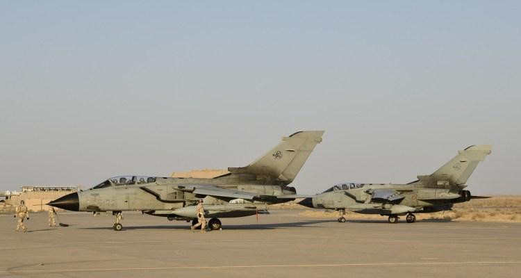 Tornado italiani in Kuwait
