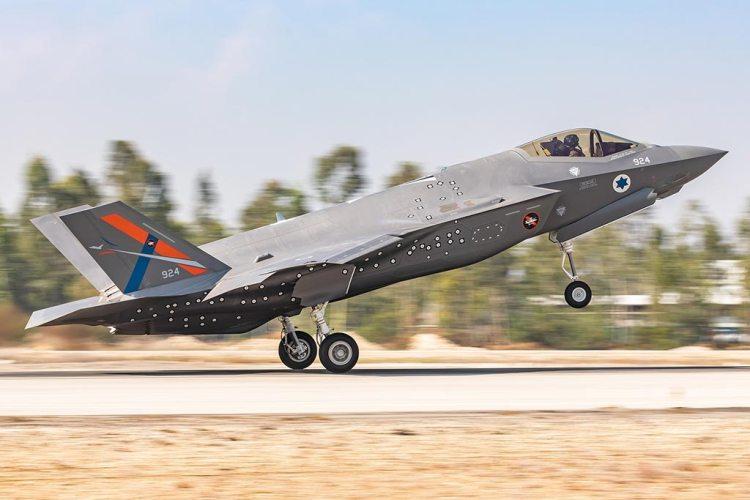 F-35I Adir specially built