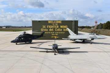 Esercitazione Sky Guard Aeronautica Militare