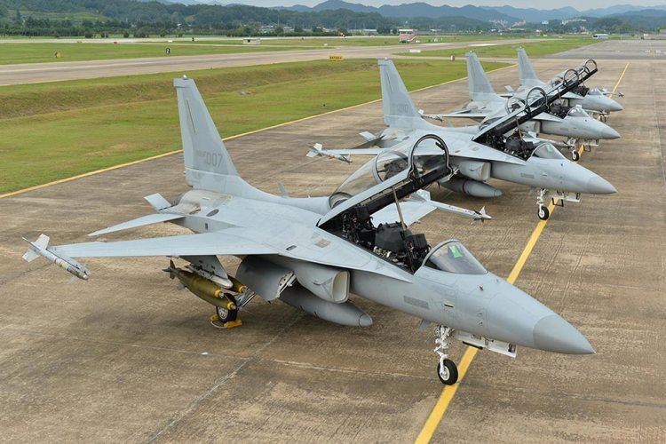 KAI FA-50 Fightning Eagle