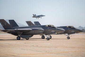 F-35C Corpo dei Marines USA