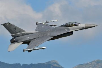 F-16C 31st Fighter Wing di Aviano