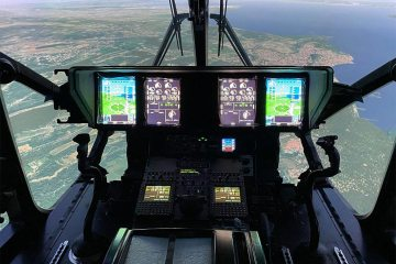 Airbus Helicopters H160 Full Flight Simulator