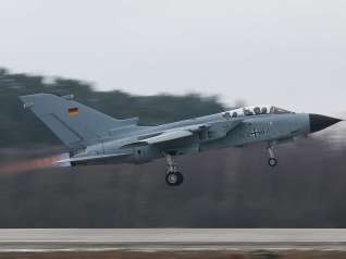 Tornado della Luftwaffe