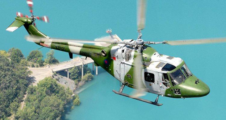 Westland Lynx AH7
