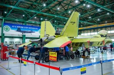 KF-X Korean Fighter eXperimental