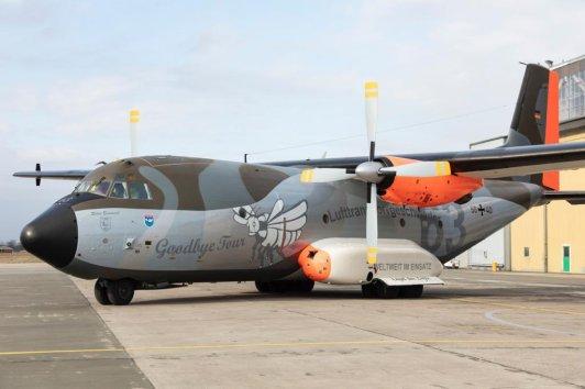 C-16D Transall Luftwaffe