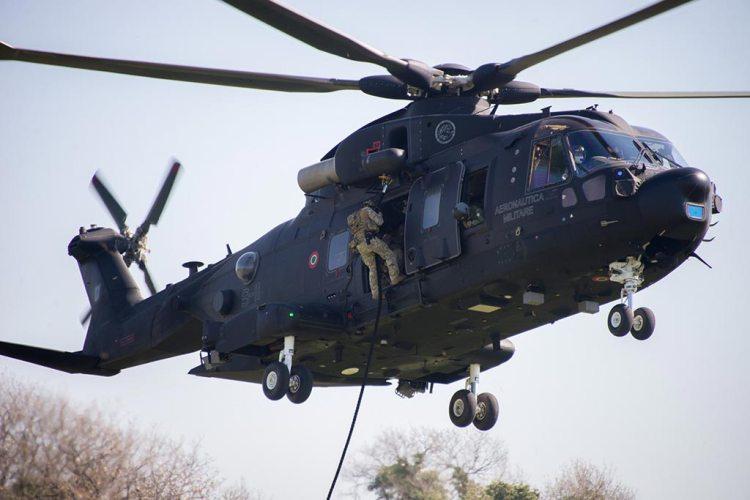 Esercitazione-Artiglio-2021 HH-101