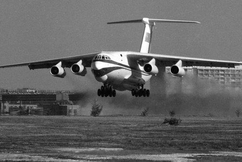 IL-76 russia primo volo Nikolay Nilov