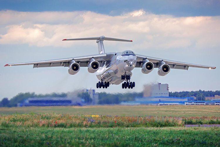 IL-76MD-90A russia Armen Gasparyan