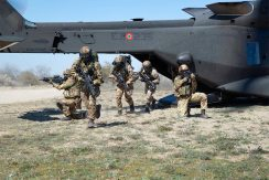 esercitazione Brigata Aeromobile Friuli BAAL I/2021