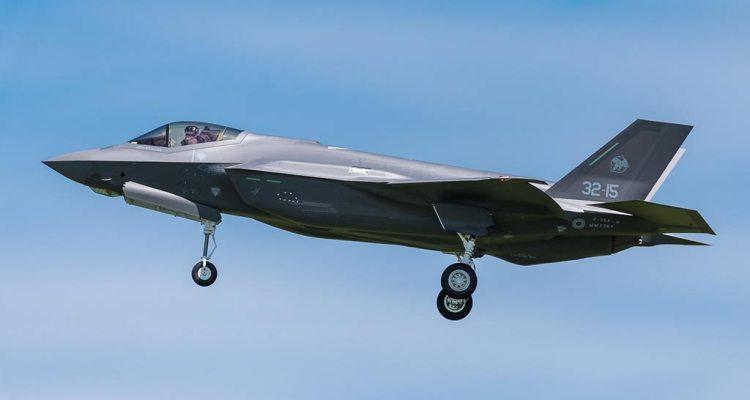 Quattordicesimo F-35A Aeronautica Militare