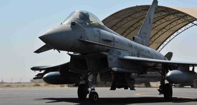 Kuwait 3000 ore di volo e 10000 obiettivi ricogniti dai Typhoon italiani (5)