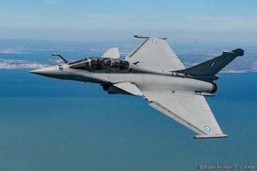 primo rafale biposto per aeronautica militare greca