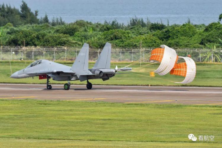 J-16D cina