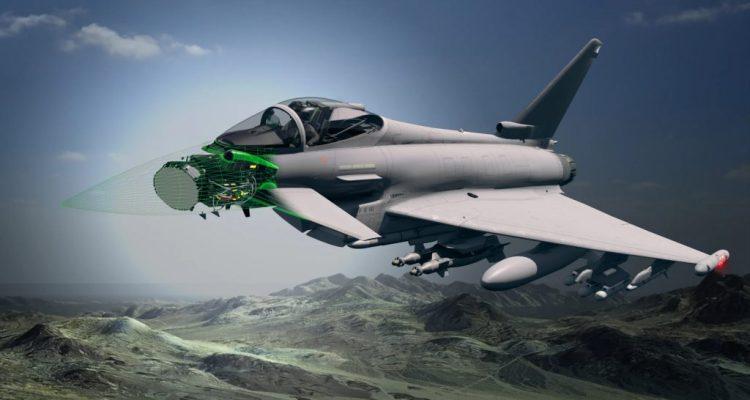 Radar Leonardo ECRS Mk2