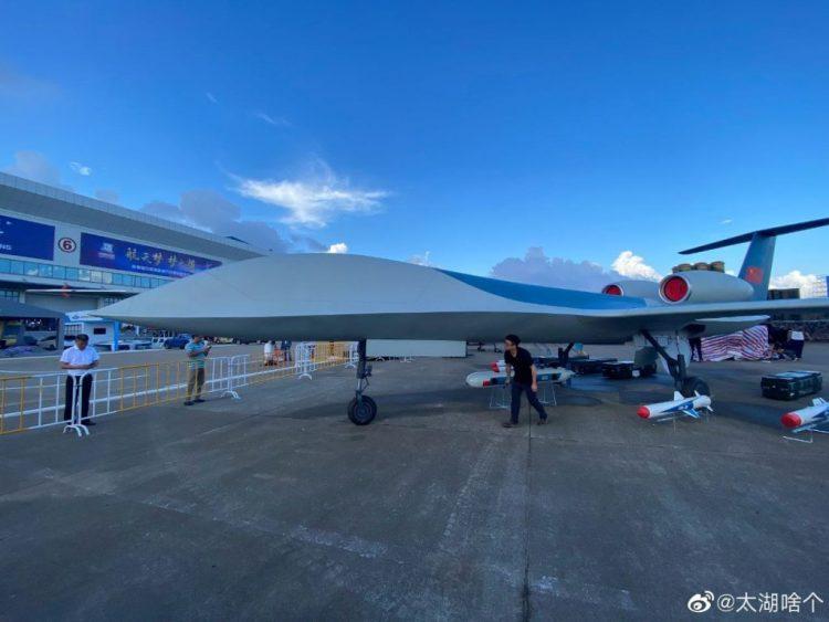 drone ch-6 cina