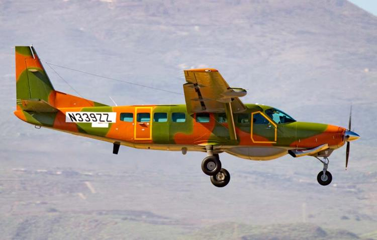 CESSNA 208B1 Armée de l'air du Cameroun